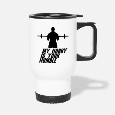 Crossfit Crossfit - Travel Mug