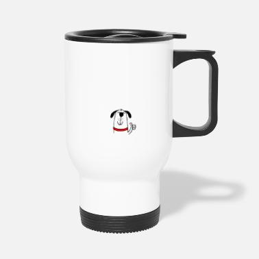 Person Be The Person - Travel Mug