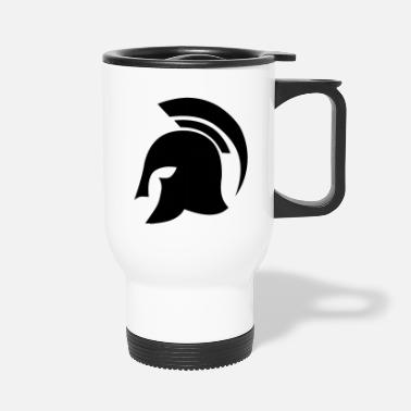 Helmet helmet - Travel Mug