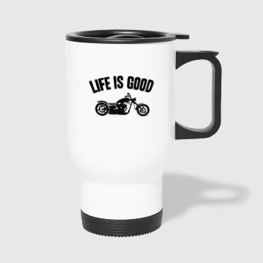 Wheels - Travel Mug