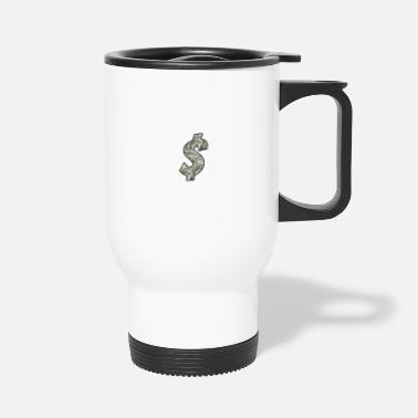 Cash Cash $ - Travel Mug