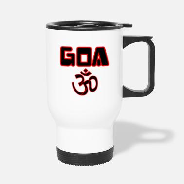 Goa goa ohmen - Travel Mug