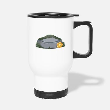 Husband Big Troll Rock - Travel Mug