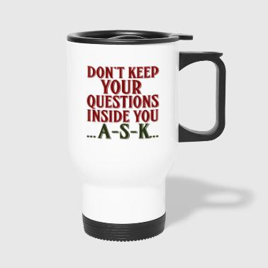 Communication - Travel Mug