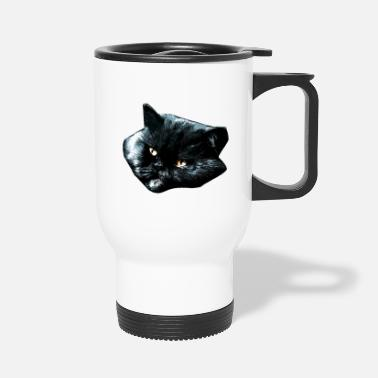 Grumpy Grumpy Cat - Travel Mug