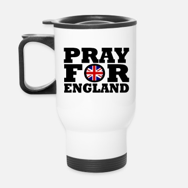 England Pray For England - Travel Mug