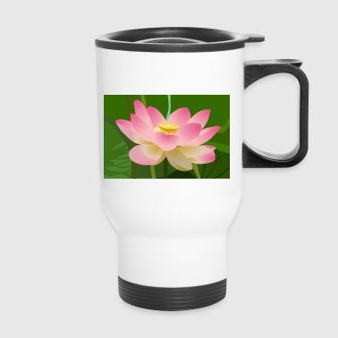 lotus - Travel Mug