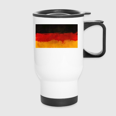german flag - Travel Mug