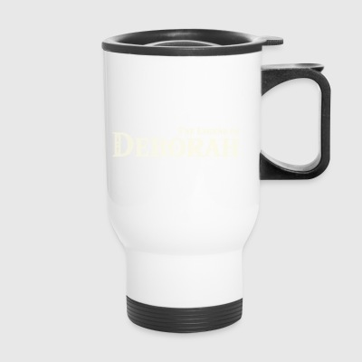 Deborah - Travel Mug