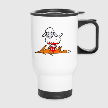The Fox Trot - Travel Mug