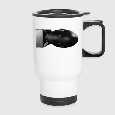 atomic bomb - Travel Mug