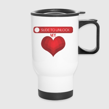 GIFT - SLIDE TO UNLOCK - Travel Mug