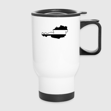 austria - Travel Mug