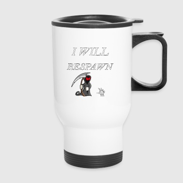 Respawn Shirt - Travel Mug