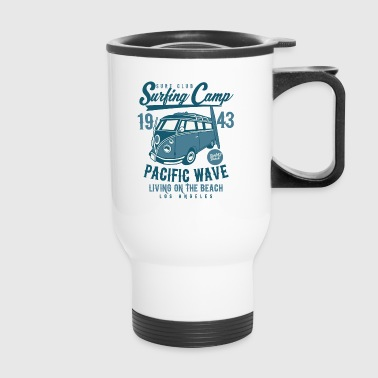 Surfing Camp2 - Travel Mug