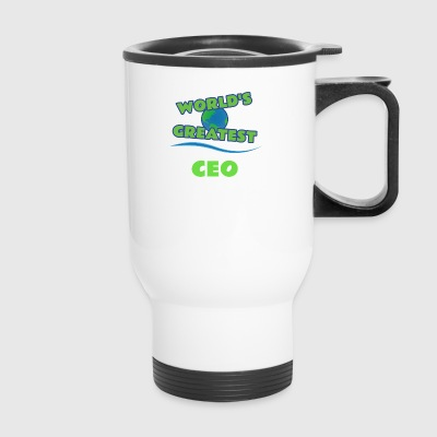 CEO - Travel Mug