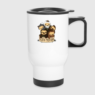 SLOTH MOTION - Travel Mug