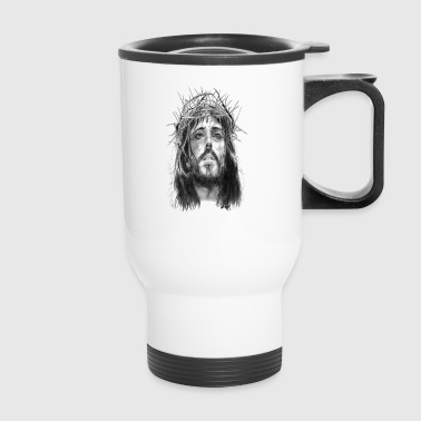 jesus christ - Travel Mug