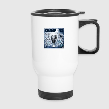 real madrid - Travel Mug
