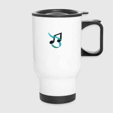 Music_Note_1 - Travel Mug