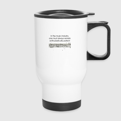 The Music Industry - Travel Mug