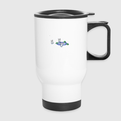 Winter Sports - Travel Mug