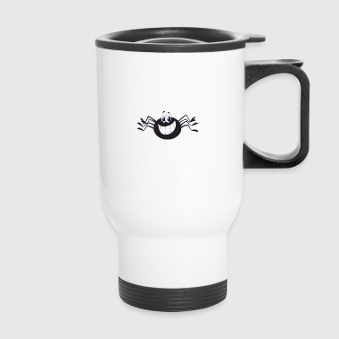 JoyousSpider848 - Travel Mug