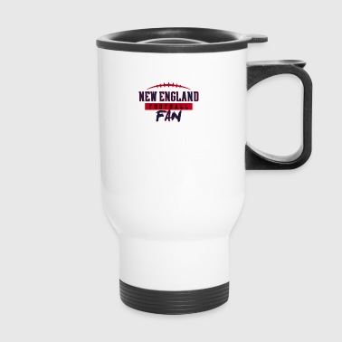 New England Football Fan - Travel Mug