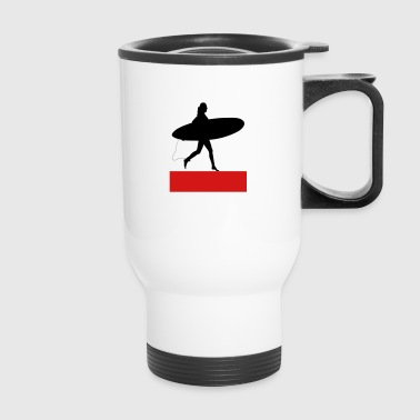 surfergirl - Travel Mug