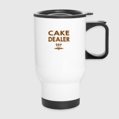 CAKE DEALER - Travel Mug