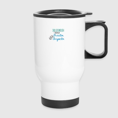 Aviation Inspector - Travel Mug