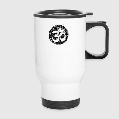 om sign - Travel Mug