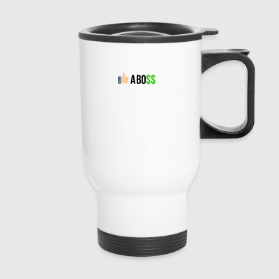 Like a Boss - Travel Mug