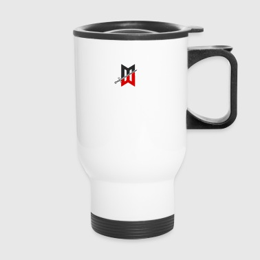 The Medieval World logo - Travel Mug