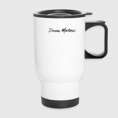 dream machine - Travel Mug