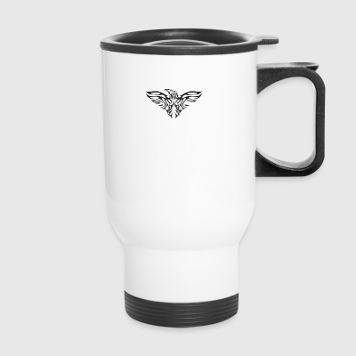 Eagle Symbol PNG Clipart - Travel Mug