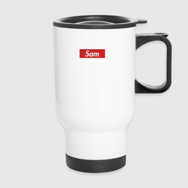 Supreme Sam - Travel Mug