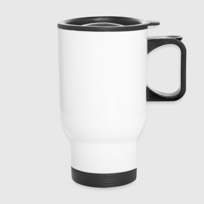 Got Out Of Bed - Travel Mug