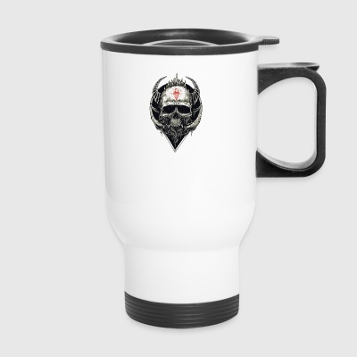 Devil Skull - Travel Mug