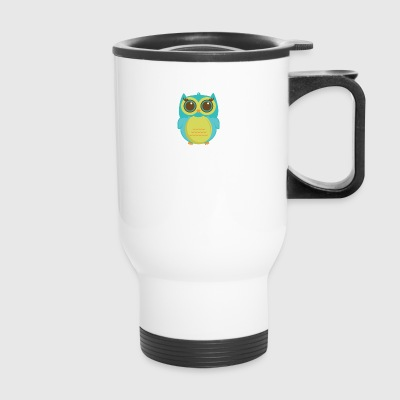 Hibou - Travel Mug