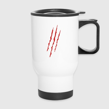 scratch - Travel Mug
