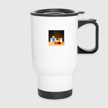 my skin face - Travel Mug
