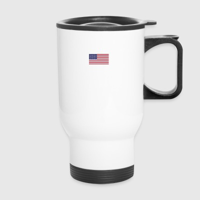 america vote owen thomas - Travel Mug