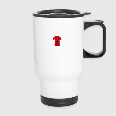 Rasta shirt - Travel Mug