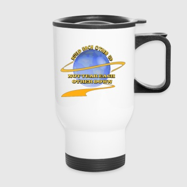 Build Each Other Up - Travel Mug