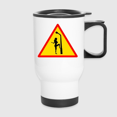 sign - Travel Mug