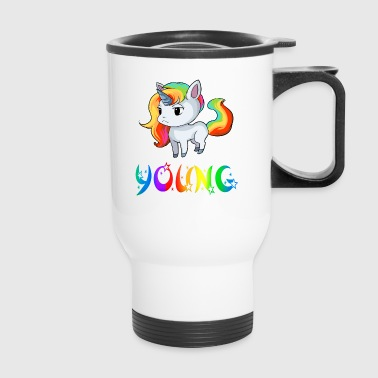 Young Unicorn - Travel Mug