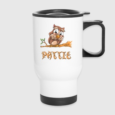 Pattie Owl - Travel Mug