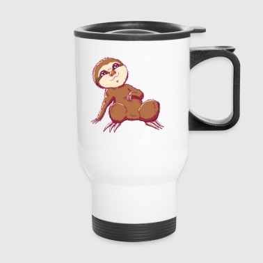 Baby Sloth - Lio - Travel Mug