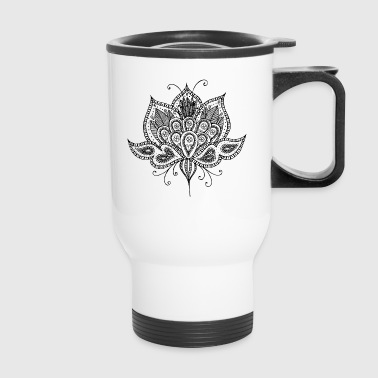 Lotus flower - Travel Mug